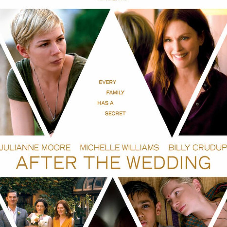 "Jennifer Aniston and Brokeh creator John Tindall on the set of ""Murder Mystery"""
